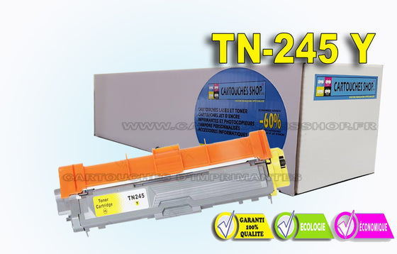 TN245 Y BROTHER TN-245 Y