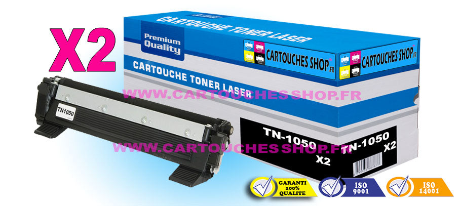 TN 1050 BROTHER TN-1050 X2