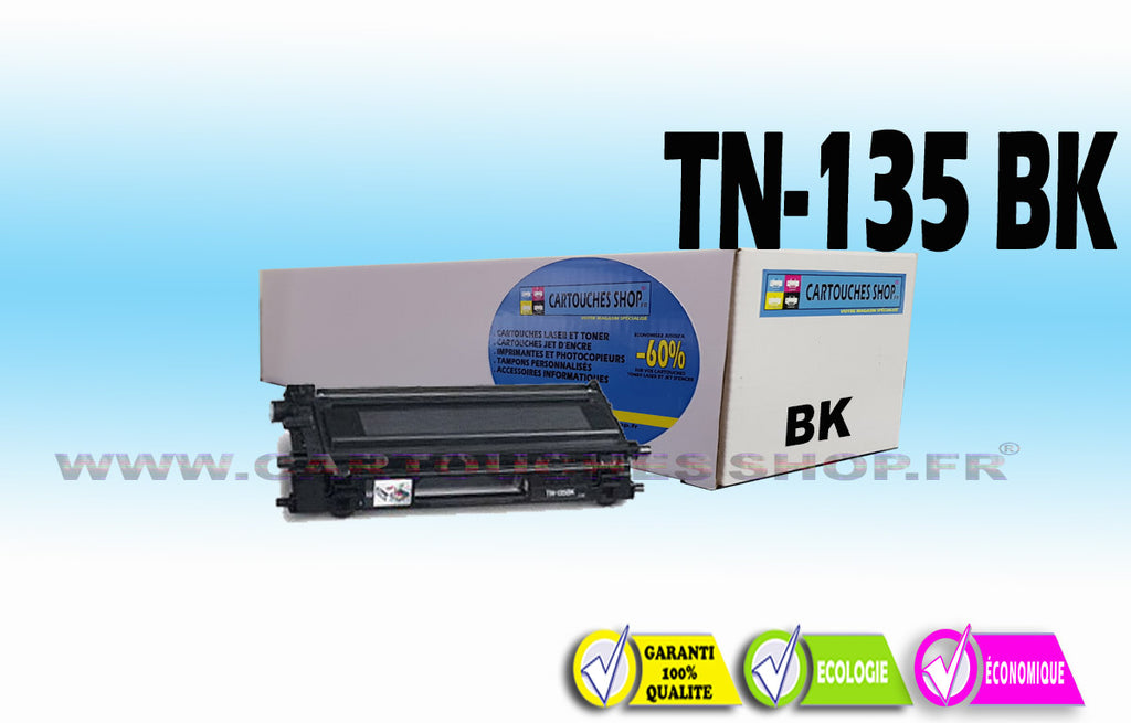 TN135 BK BROTHER TN-135BK