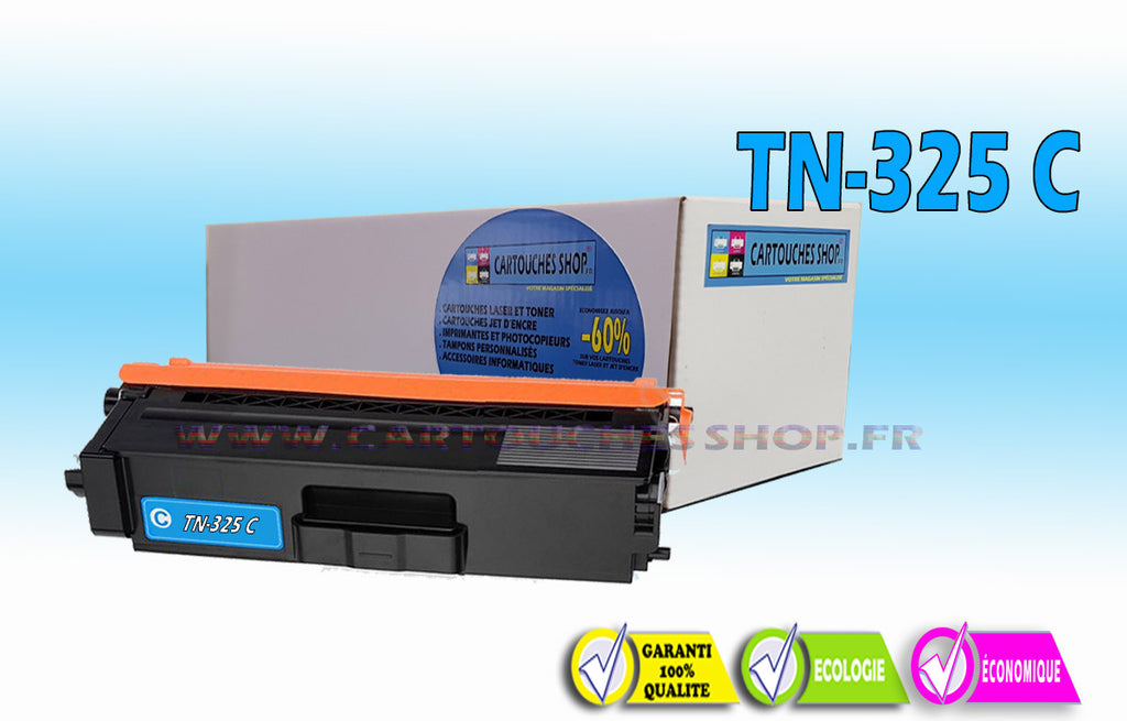 TN325 C BROTHER TN-325C