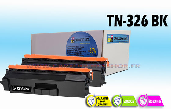 TN326 BK BROTHER TN-326BK