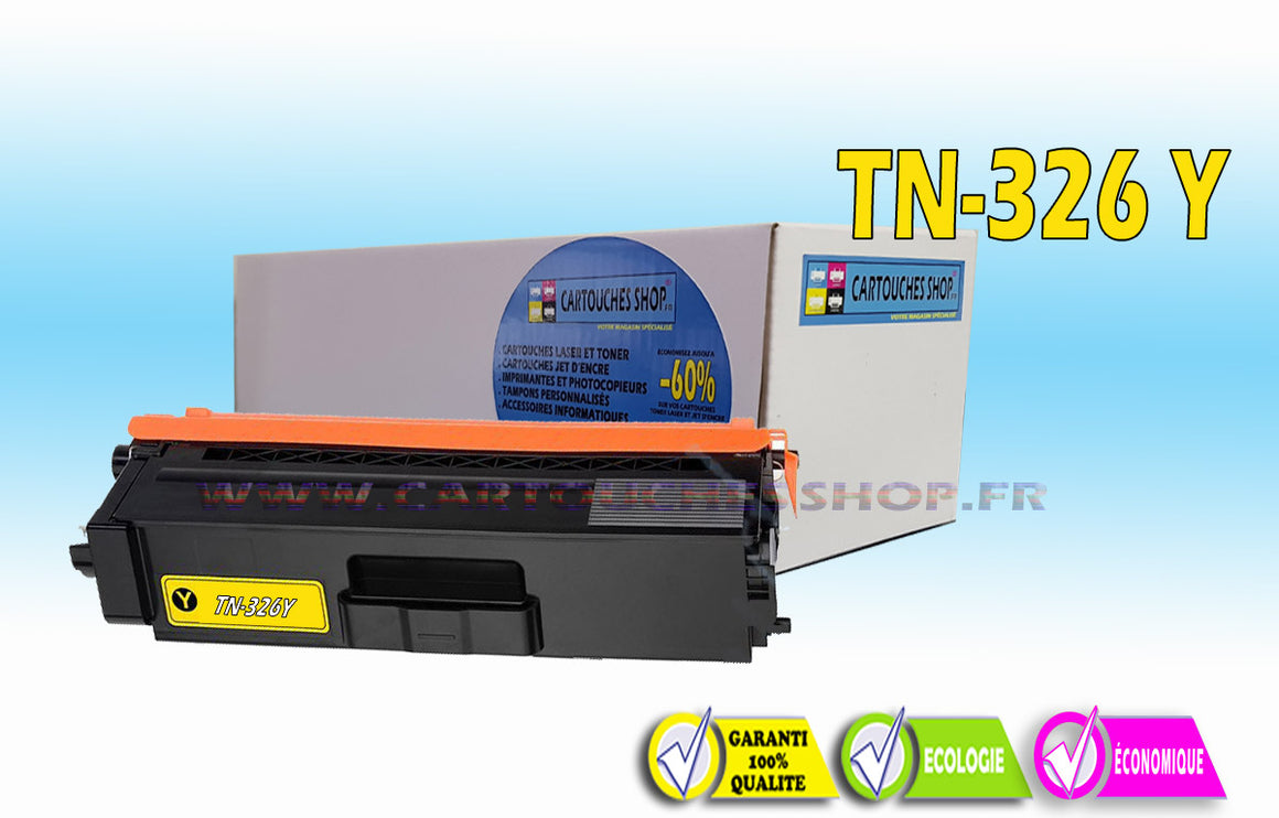 TN326 BROTHER TN-326Y