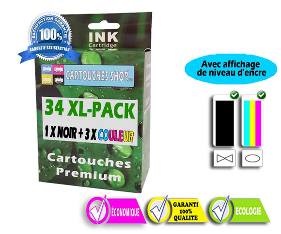 34XL EPSON Multipack
