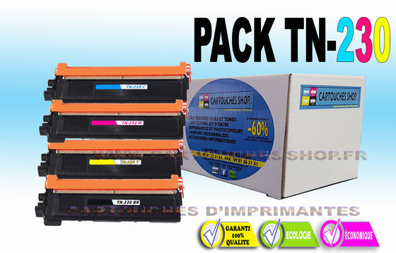 TN230  BROTHER TN-230 PACK