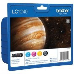PACK LC1240 BROTHER LC-1240