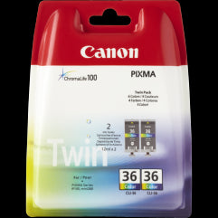 PACK CANON CLI-36