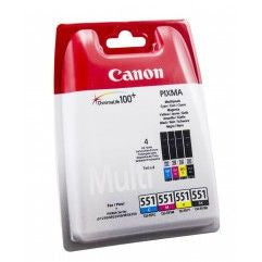 PACK CANON CLI 551