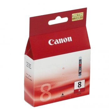 CANON CLI-8R ROUGE