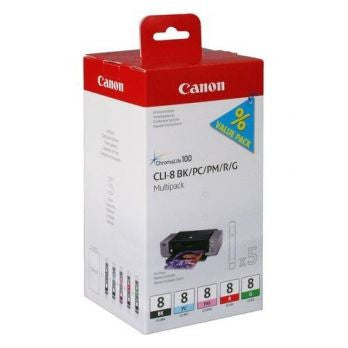 PACK CANON CLI-8