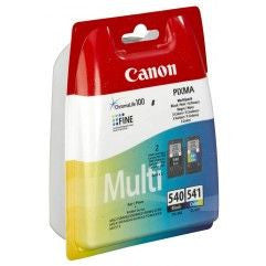 PACK CANON PG-540/CL-541