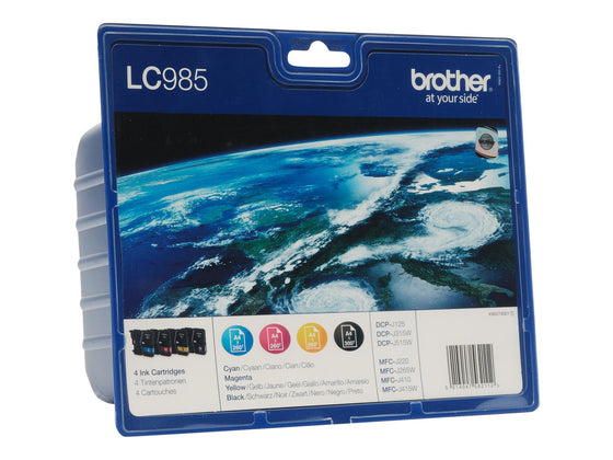 PACK LC985 BROTHER LC-985