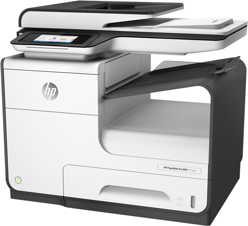 HP PAGE WIDE PRO MFP 477DW