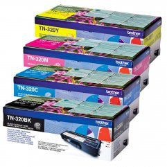 Brother TN-320 Multicolore Multipack