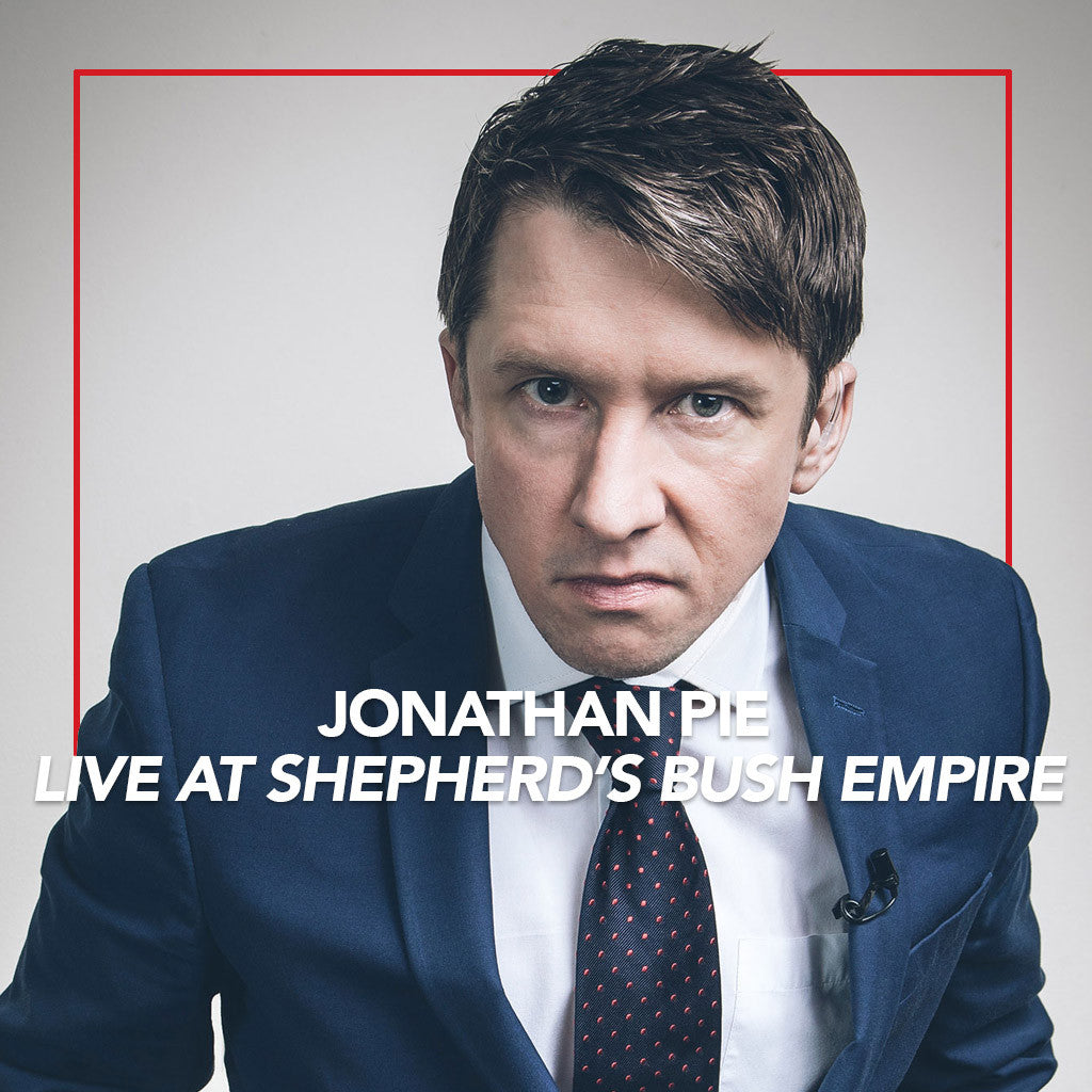 Jonathan Pie: LIVE! MP4 Download