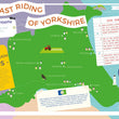 East Riding of Yorkshire - I Love My County 400 piece Jigsaw Puzzle