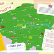 Greater London - I Love My County 400 Piece Jigsaw Puzzle