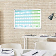 Tax Planner - 2018/9 Giant Fiscal Wall Planner