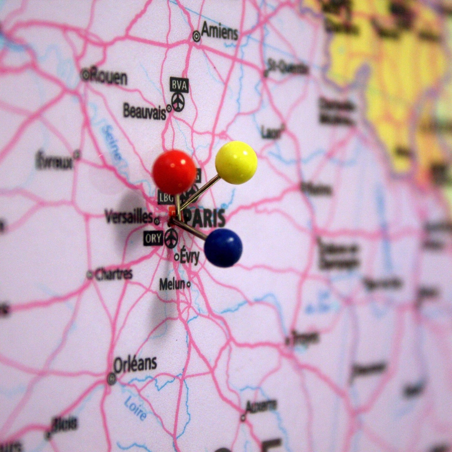 map pins for wall maps map marketing