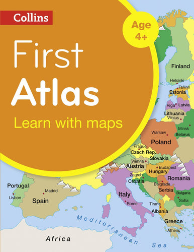 Atlases - Collins First Atlas