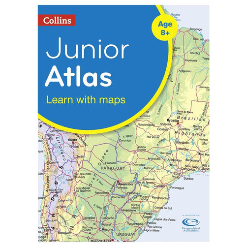 Atlases - Collins Junior Atlas