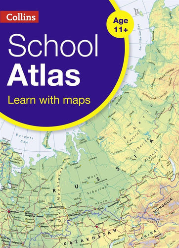 Atlases - Collins School Atlas