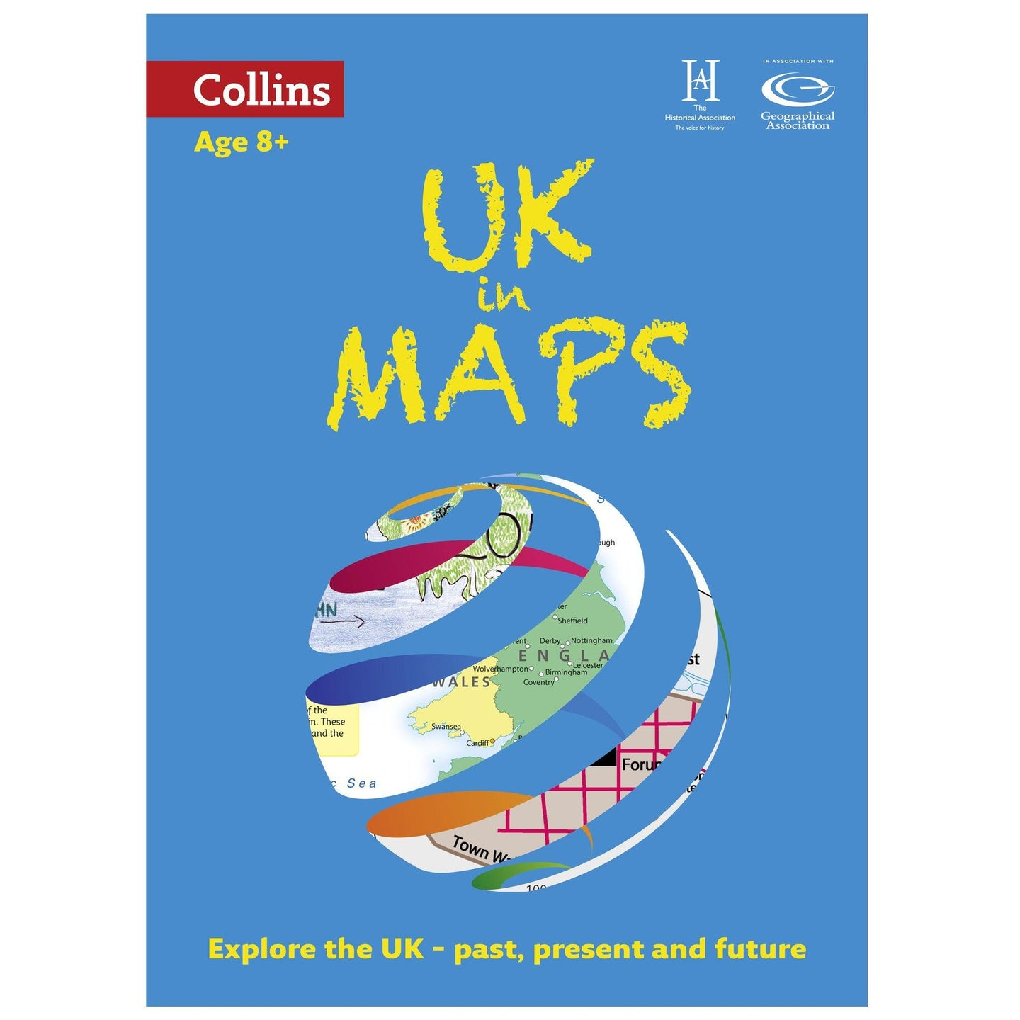 Atlases - Collins UK In Maps