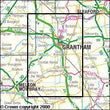 Folded Maps - Grantham Explorer Map - Ordnance Survey