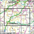 Folded Maps - Haslemere Petersfield Explorer Map - Ordnance Survey