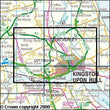 Folded Maps - Kingston Upon Hull Beverley Explorer Map - Ordnance Survey