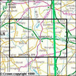 Folded Maps - Lincolnshire Wolds South Explorer Map - Ordnance Survey