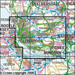 Folded Maps - Liverpool St Helens Widnes Explorer Map - Ordnance Survey