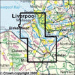 Folded Maps - Wirral Chester Explorer Map - Ordnance Survey