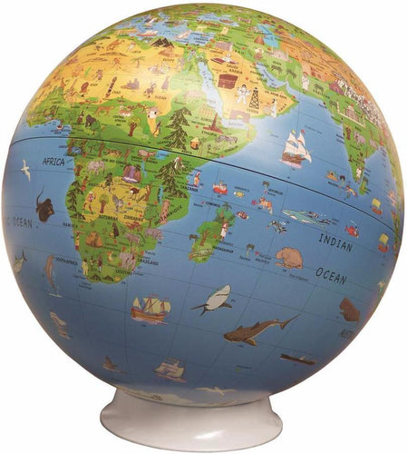 Globes - Activity Discovery Globe - With Index Card