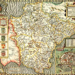 Devon Historical Map 1000 Piece Jigsaw Puzzle (1610) - All Jigsaw Puzzles