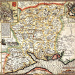Hampshire Historical Map 1000 Piece Jigsaw Puzzle (1610) - All Jigsaw Puzzles