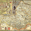 Jigsaw Puzzle - Somerset Historical Map 1000 Piece Jigsaw Puzzle (1610)