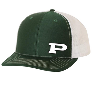 PROSPER HAT GREEN/WHITE