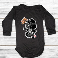 00.- Body o Polera Little Darth Vader