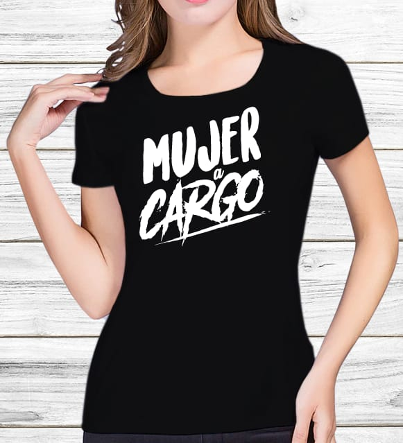 Mujer a Cargo