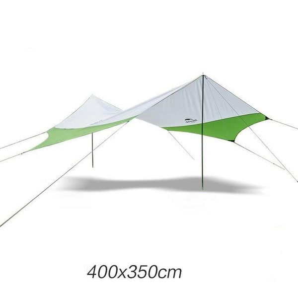 ULTRALIGHT TRAVELLER TARP & WETTERSCHUTZ