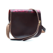 Hyde Evening Leather Saddle Bags - J D'Cruz