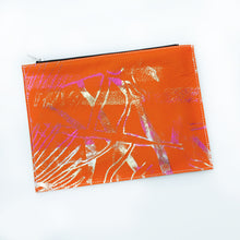 Chelsea Large Leather Clutches - J D'Cruz