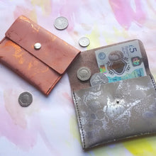 Putney Small Leather Coin Purses - J D'Cruz