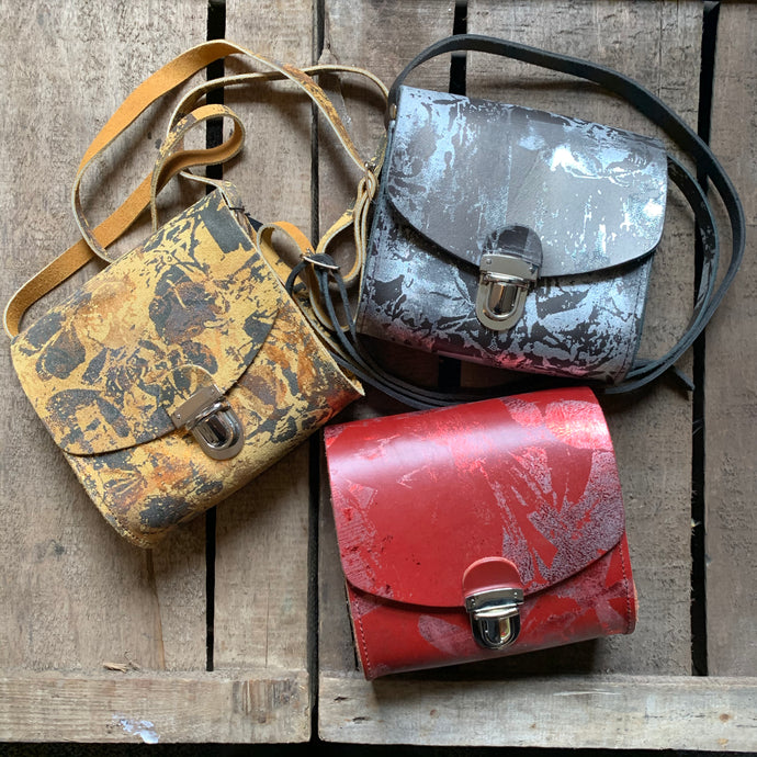 Pimlico Mini Cross Body Bags - J D'Cruz