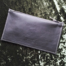 Banana Small Leather Clutch - J D'Cruz
