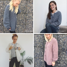 Load image into Gallery viewer, ÆVI cardigan oversized