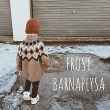 Load image into Gallery viewer, Frost barnapeysa