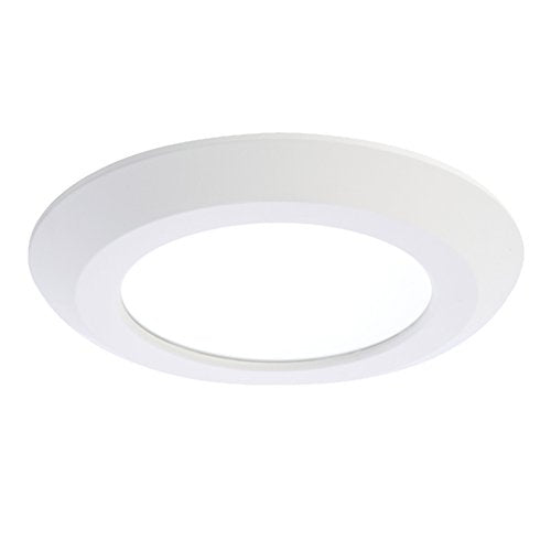 "HALO SLD606827WH SLD 6"" Integrated LED Recessed Trim Downlight 80 CRI 2700K CCT 727 lm, White"