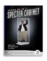 Specter Cabinet Booklet by Andrew Mayne