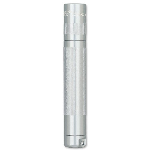 Maglite Solitaire Led 1 Cell Aaa Flashlight Silver